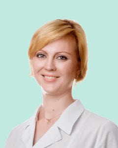 Доктор Баринова
